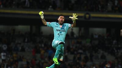 En fotos: heróico triunfo del Necaxa, con un jugador menos, ante Pumas por la Copa MX