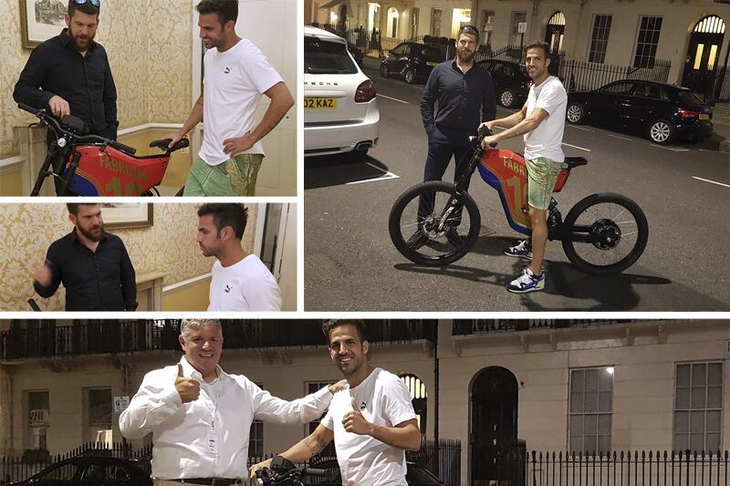 Las bicicletas de Lionel Messi y Gerárd Piqué tienen alma de moto 3.jpg
