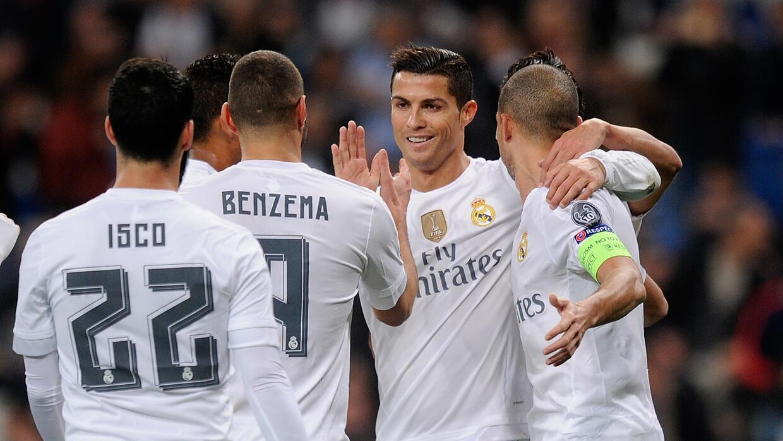 Real Madrid ostenta récord de partidos sin derrotas en la Champions League