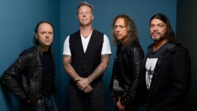 La bandera del Rosario colgará en el estudio de grabación de Metallica e...