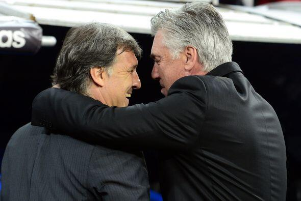 El tan últimamente criticado técnico visitante, Gerardo Martino, recibió...