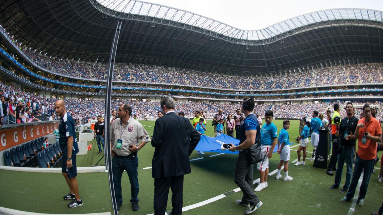 Nuevo Estadio de Reayados