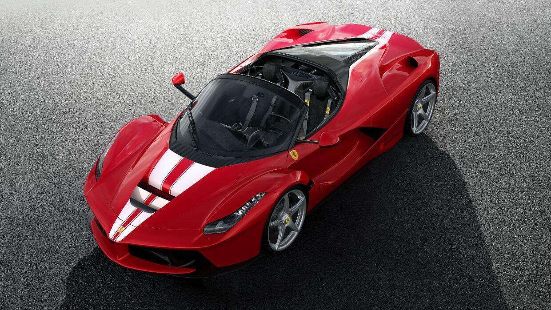 El Ferrari FXX-K Evo amplía las fronteras del poder híbrido ferrari 70 a...