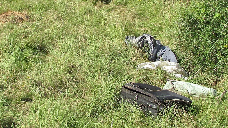 Los restos de una niña, de entre 3 y 5 años, aparecieron d...