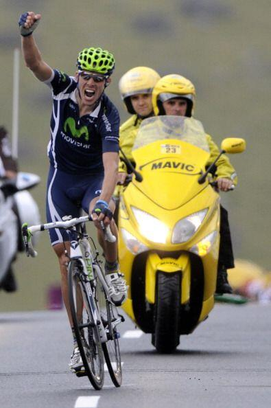 Ni Alberto Contador ni Andy Schleck ni Philippe Gilbert pudieron alcanza...