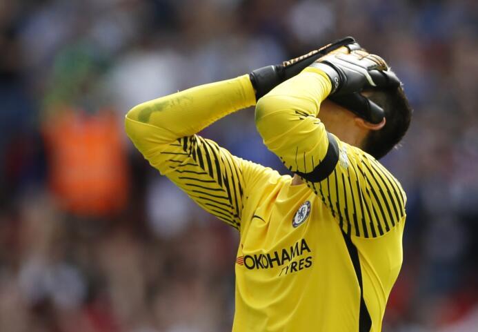 Arsenal se coronó campeón del Community Shield al vencer a Chelsea en In...
