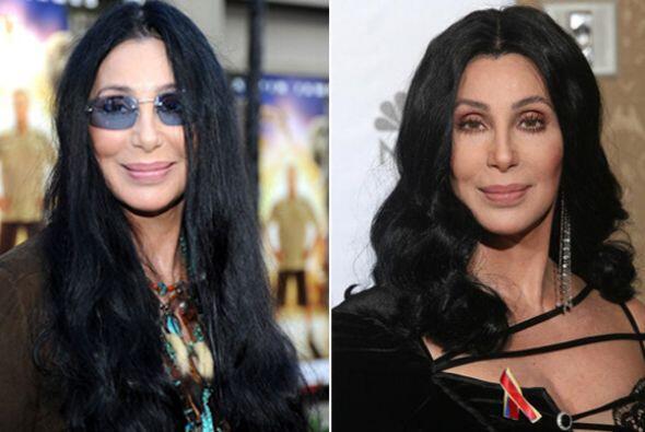 Cher ha sido un ícono de la moda desde la década de los 60...