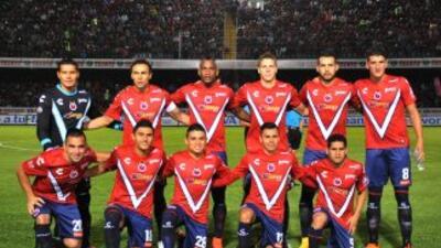 Club Veracruz.