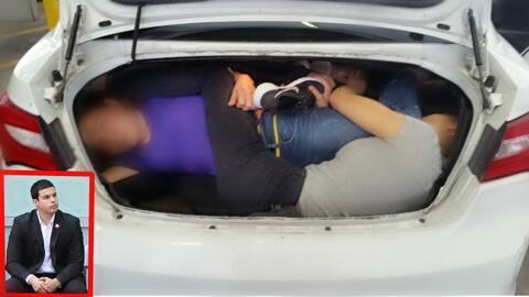 Arrestan al hijo de Pepe Aguilar por supuesto tráfico de inmigrantes