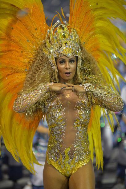 El Ministerio de Cultura, organizador del desfile, calificó de exitosa l...