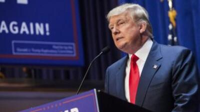¿Trump, candidato favorito entre republicanos?
