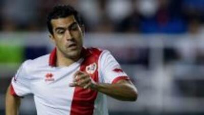 Castillo espera volver pronto con el Rayo, luego de que ya siendo titula...