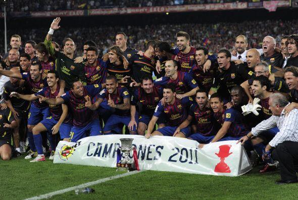 La foto del recuerdo de este equipo campeón.