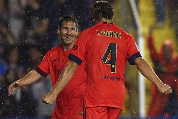 Fue en el período de 1930 que el F. C. Barcelona estableció su lema 'més...