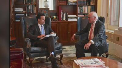 """El presidente del Senado de Puerto Rico califica de """"insolito"""" el salario que recibirá el nuevo director de la AEE"""