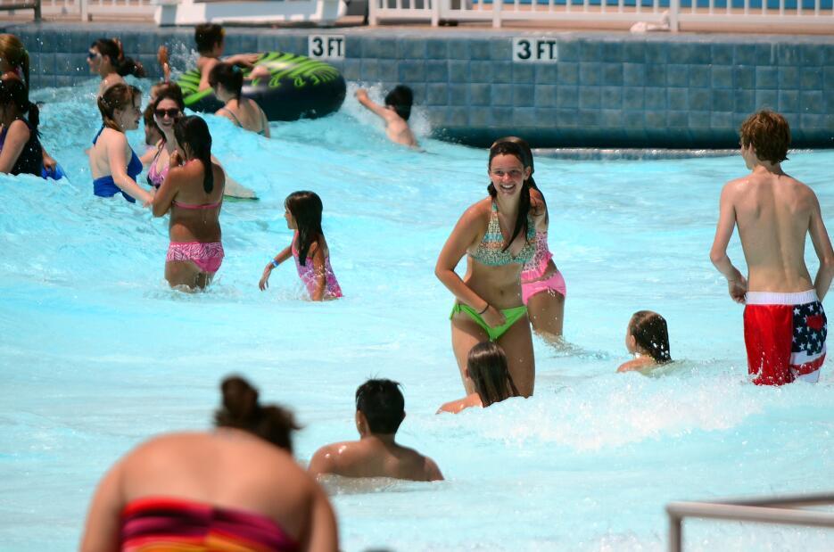 Son más de 20 atracciones acuáticas para disfrutar en grande...