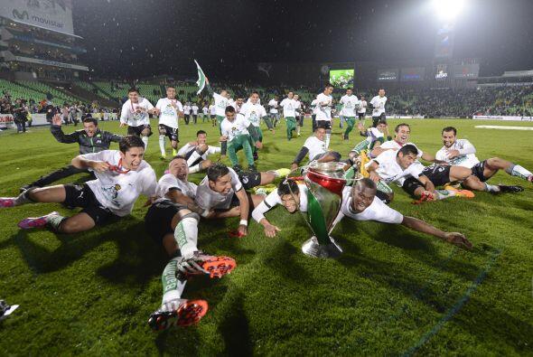 En un partido emocionante que llegó hasta la tanda de penales, el Santos...