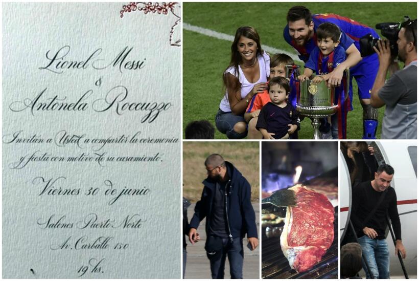 El once ideal de la boda de Messi Datos Messi Antonella.jpg