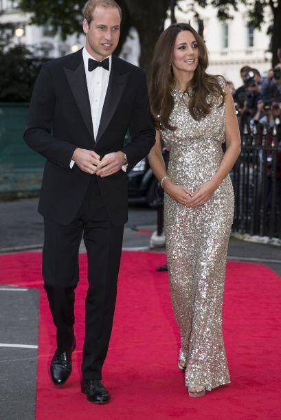 Los Duques de Cambridge, la pareja más querida del Reino Unido.