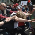 Supremacistas blancos atacan en ciudades santuario alardeando su simpatía con Trump