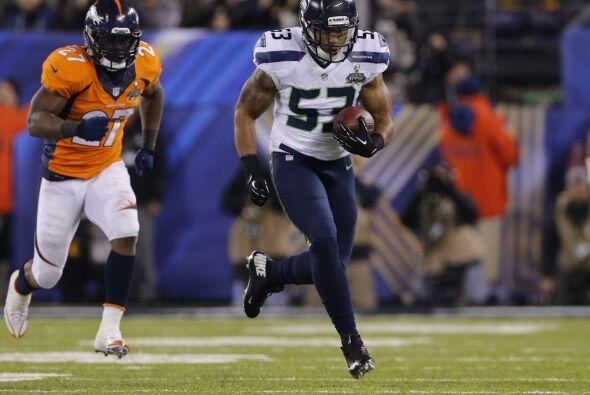 16. Malcolm Smith (Seahawks, Ronda 7, Selección #242 global, 2011).