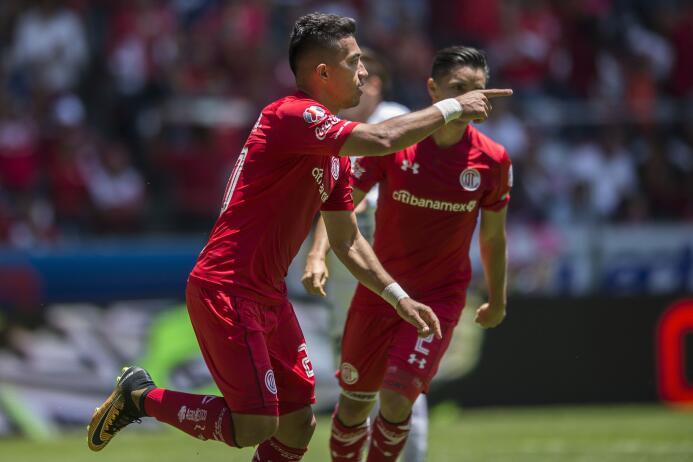 Diablura del Toluca y en León se prenden las alarmas Fernando Uribe cele...
