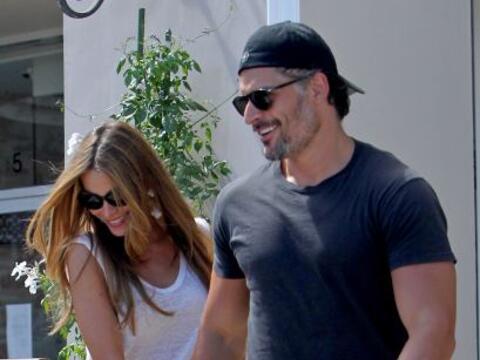 Sofía y Joe son inseparables.