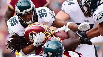 En fotos: Así fue el camino de los Eagles rumbo al Super Bowl LII