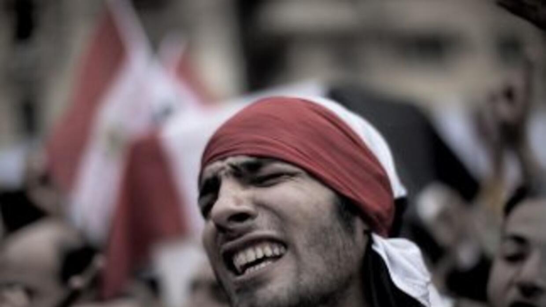 La crisis en Egipto completó 16 días sin resolverse.