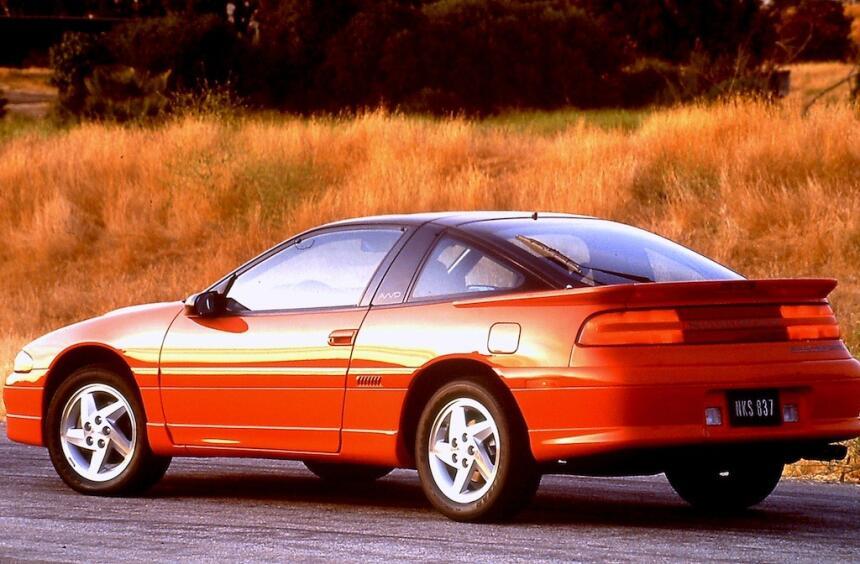 Esplendor y eclipse del Mitsubishi Eclipse 1994-mitsubishi-eclipse-1024x...