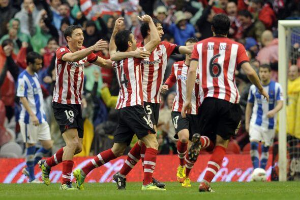 El equipo español, ya clasificado para la final de la Copa de Rey que ju...