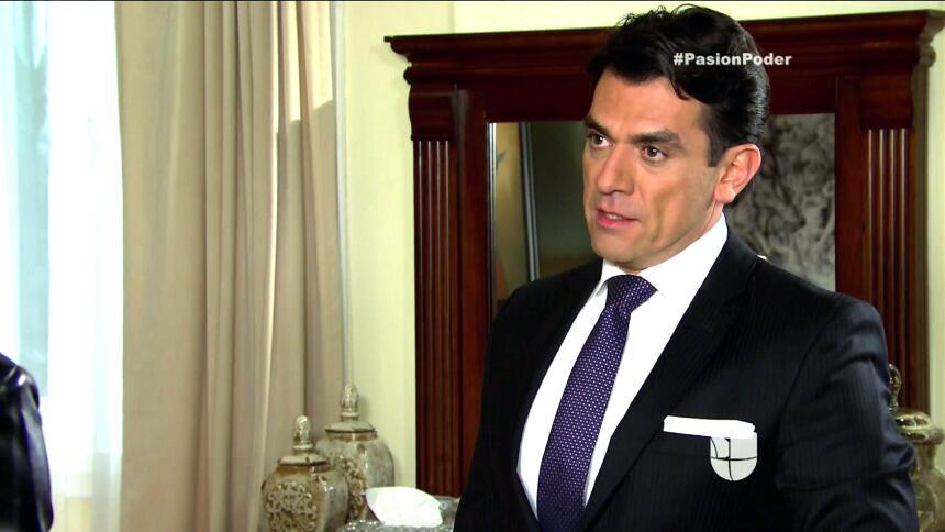 ¡Arturo le jugará sucio a Eladio para recuperar a Julia! FA835CE20639433...