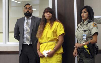 Obdulia Sánchez, acusada de haber causado la muerte de su hermana...