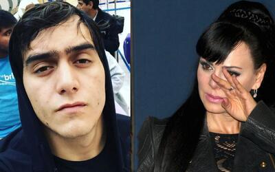 Maribel Guardia se ha destacado por apoyar públicamente a su único hijo,...