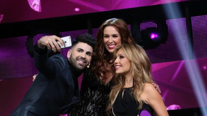 Selfie de Thalia y Jacky Bracamontes