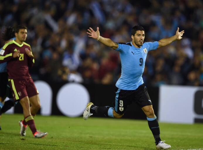 Uruguay y su reto de clasificar contra una Venezuela en crecimiento y si...