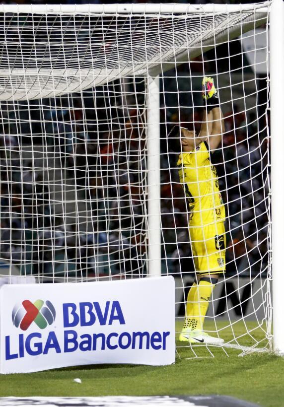 Aburrido empate entre Jaguares y León Moises Munoz de Jaguares.jpg