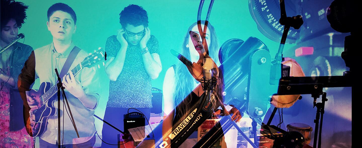 U-LAB Music presents: Immigrant Sounds