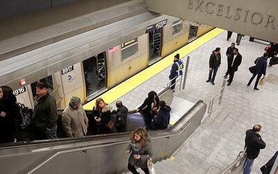 La línea de la Segunda Avenida, en Nueva York, se inauguró...