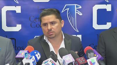 Larry Hernández le pide perdón a la prensa
