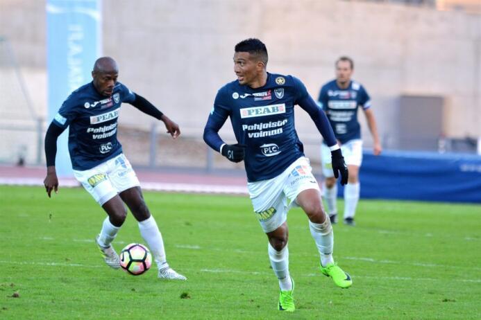 (Ykkönnen) - A.C. Oulu 2-1 Grl FK: ¡Doblete! El mexicano Alvarado Morín...