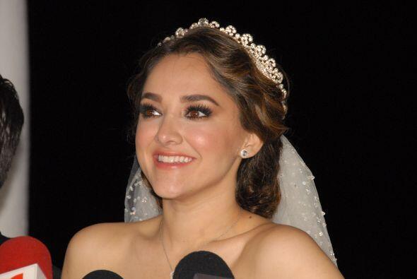 Esa sonrisa denota su felicidad, Sherlyn tiene un matrimonio perfecto y...