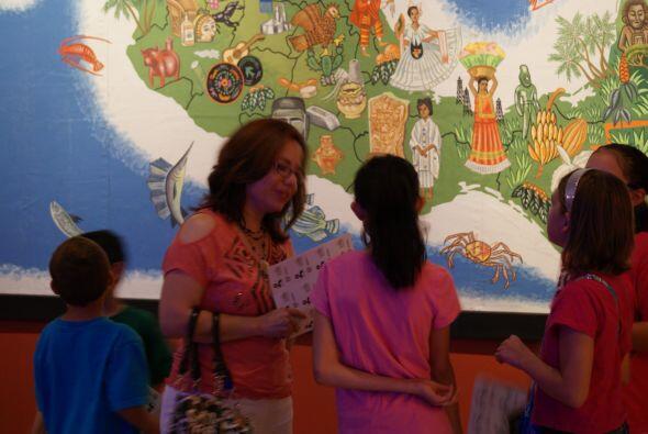 Y una manera mediante la cual el Instituto Cultural de México busca acer...