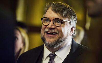 El director mexicano Guillermo del Toro llega a la función de &qu...