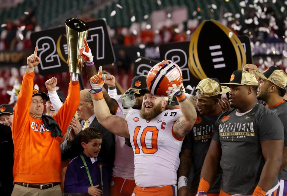 Clemson World Champion
