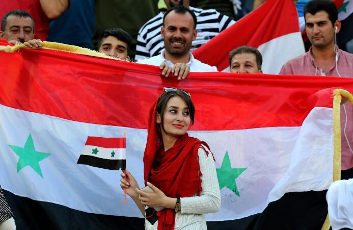 El fútbol, la otra cara de Siria, que está más cerca que nunca de Rusia...