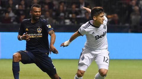Montero volvió a marcar en MLS en la victoria de Vancouver ante LA Galaxy.