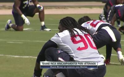 Contacto Deportivo Houston: Texans abren minicampamentos