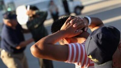 Los traficantes de inmigrantes exigían dinero más allá de la cuota acord...