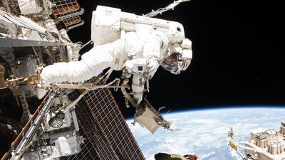 17 fotos espectaculares para celebrar los 17 años de la Estación Espacial Internacional